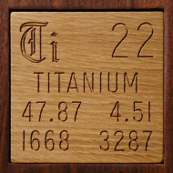 Изготовление изделий из титанового сплава